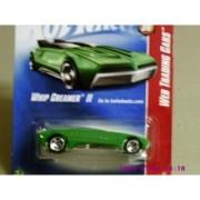 2008 Hot Wheels Web Trading Cars Green Whip Creamer II w/ 5SPs #82 (06 of 24)