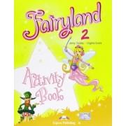Fairyland 2 Activity Book by Virginia Evans