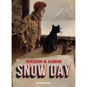 Snow Day by Pierre Wazem