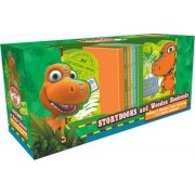 Dinosaur Train Book & Bookend Pack by The Five Mile Press