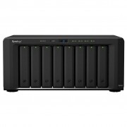 SYNOLOGY - NAS DT Synology Ds1817+ Nas Scrivania Collegamento Ethernet Lan Nero 4711174722655 Ds1817+ (2gb) 10_z661295