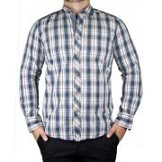Pioneer férfi ing Shirt L/S check