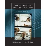 Basic Statistical Ideas for Managers by Lyman Ott