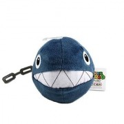 Super Mario Bros / Brother Chain Chomp 8.5 Plush Plushies Anime Stuffed Animals Doll Toy