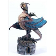 Spawn Mcfarlane Toys Dragons Series 1 Re-Paint Deluxe Action Figure Limited Edition Boxed Set Eternal Clan Dragon