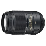 Nikon Lens Nikkor AF-S DX 55-300mm f/4.5-5.6G ED VR, Black