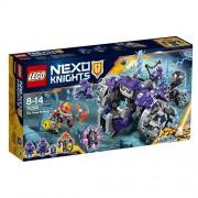 Lego - 70350 - Nexo Knights - Tre Fratelli