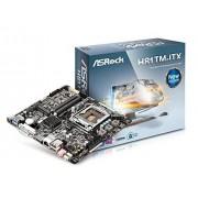 Asrock H81TM-ITX Intel H81 Socket H3 (LGA 1150) 1 x Ethernet 1 x HDMI 2 x USB 2.0 2 x USB 3.0