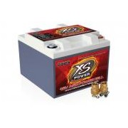 12V AGM Starting Battery, Max Amps 2,000A CA: 550A