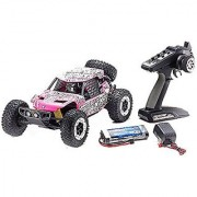 Kyosho AXXE Electric Desert Off-Road RC Buggy (1:10 Scale) Pink