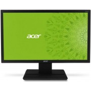 "Monitor LED Acer 24"" V246HLbmd, Full HD (1920 x 1080), VGA, DVI, 5 ms (Negru) + Bitdefender Antivirus Plus 2017, 1 PC, 1 an, Licenta noua, Scratch Card"