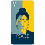 Lenovo S850 Back Cover - Peace Designer Cases
