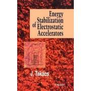 Energy Stabilisation of Electrostatic Accelerators by Jeno Takacs