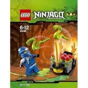 LEGO Ninjago Jumping Snakes Jay ZX Minifigure 30085