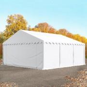 tendapro.it 6x6m Tendone deposito, Tendone per feste, PVC bianco