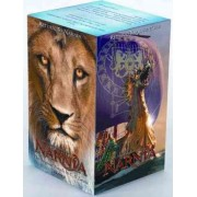 The Chronicles of Narnia Movie Tie-in Box Set The Voyage of the Dawn Treader (rack) by C. S. Lewis
