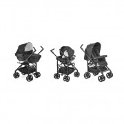 Buggy Pack Trio Sprint, black