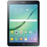 "Tableta Samsung Galaxy Tab S2 T815, Procesor Octa-Core 1.9GHz / 1.3GHz, Super AMOLED Capacitive touchscreen 9.7"", 3GB RAM, 32GB, 8MP, Wi-Fi, 4G, Android (Negru) + Cartela SIM Orange PrePay, 5 euro credit, 8 GB internet 4G"