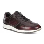 Pantofi casual barbati ECCO Sneak Men's (Bordo)