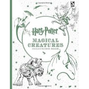 Vv.Aa. Harry Potter Coloring Book. Magical Creatures