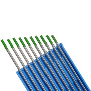 Electrod de wolfram WP (verde)