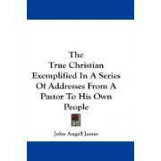 The True Christian Exemplified In A Series Of Addresses From A Pastor To His Own People by John Angell James