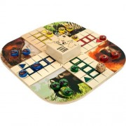 Green WildlifeTM WWF Borneo And Sumatra Ludo (A Green Wildlife Product) by Terra