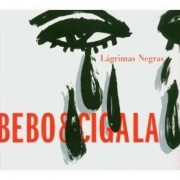 Bebo & Cigala - Lagrimas Negras (0828765591027) (1 CD)
