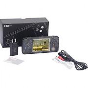 EXSEK New Revo K101 Plus Emulator Game Handheld in Stock (Crystal Black)
