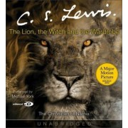 The Lion, the Witch and the Wardrobe: Unabridged by C. S. Lewis