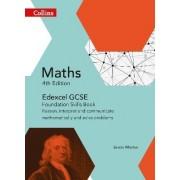 GCSE Maths Edexcel Foundation Reasoning and Problem Solving Skills Book by Sandra Wharton