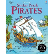 Sticker Puzzle Pirates by Susannah Leigh