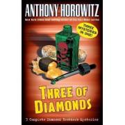 Three of Diamonds by Anthony Horowitz