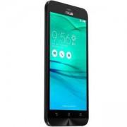 Смартфон Asus ZenFone GO ZB500KG, 5 инча, Dual Micro Sim, Черен, 90AX00B1-M00370