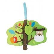 Skip Hop Treetop Friends - Libro de tela con anilla para silla de paseo