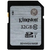 Card de memorie Kingston 32GB, SDHC, Class10, UHS-I, 45MB/s