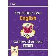 New KS2 English Targeted SATS Revision Book - Advanced Level by CGP Books