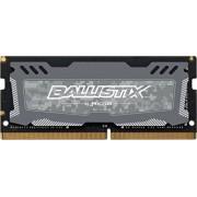 Ballistix Sport LT 8Go Single DDR4 2400 MT/s (PC4-19200) SODIMM 260-Pin Memory - BLS8G4S240FSD