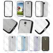 Samsung Galaxy S4 I9500 (калъф HYBRID) ТПУ/пластик