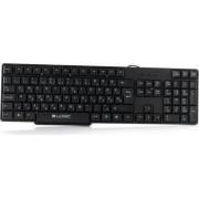 Tastatura LOGIC LK-12 USB negru Hungarian Layout