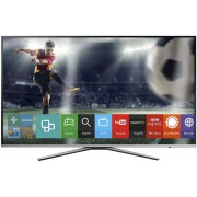 Televizor LED Samsung UE43KU6402, Ultra HD, smart, PQI 1500, 43 inch, DVB-T2/C/S2, argintiu