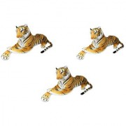 Tiger Soft Toy - Set Of 3