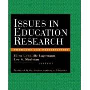 Issues in Education Research by Ellen Condliffe Lagemann
