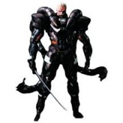 Figurina Metal Gear Solid 2 Sons Of Liberty Play Arts Kai Solidus Snake
