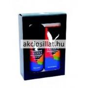 America Colours parfüm szett EDT 50ml + dezodor 150ml