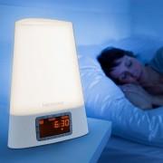 Medisana будилник със слънчева светлина