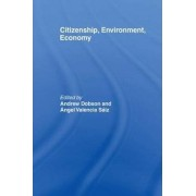 Citizenship, Environment, Economy by A. Dobson