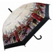 Deštník dámský vystřelovací holový Londýn 9142-7 9142-7