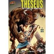 Graphic Universe: Theseus by Jeff Limke
