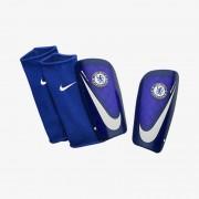Nike Accesorios Y Equipación Espinilleras Chelsea FC Mercurial Lite Azul enérgico,Blanco